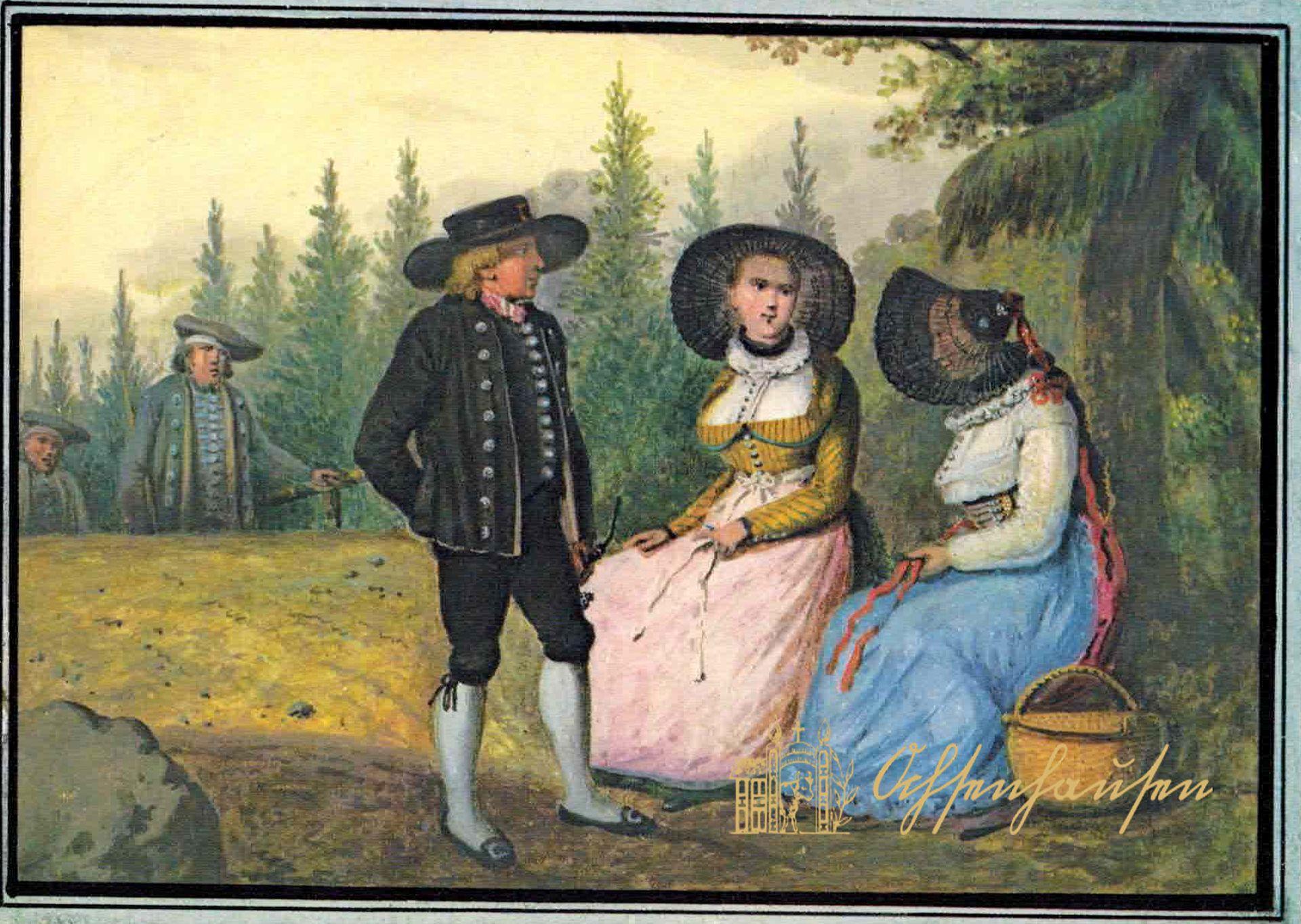 Landleute vom Rottal und Ochsenhausen