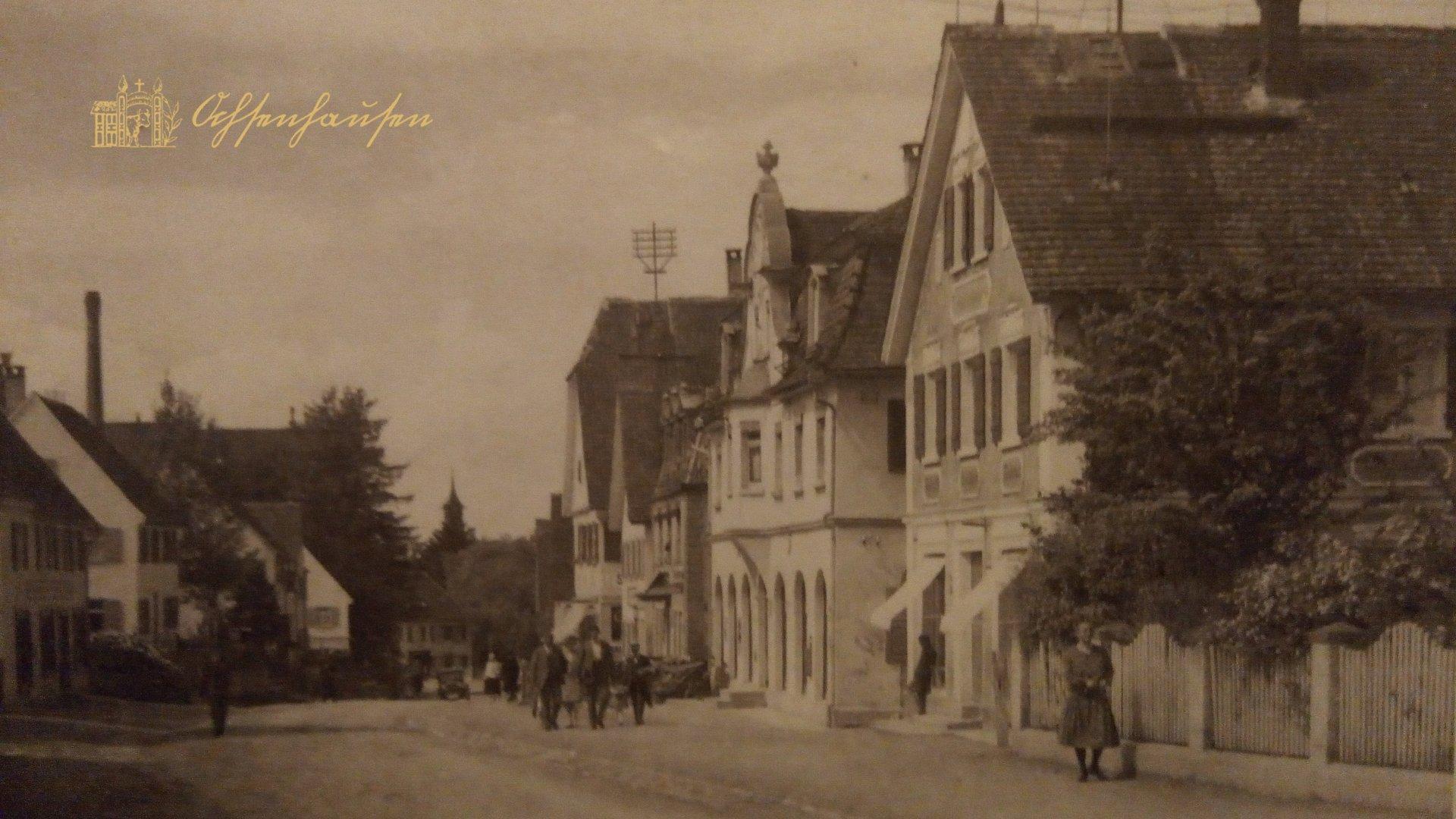 Ochsenhausen, Schloßstraße