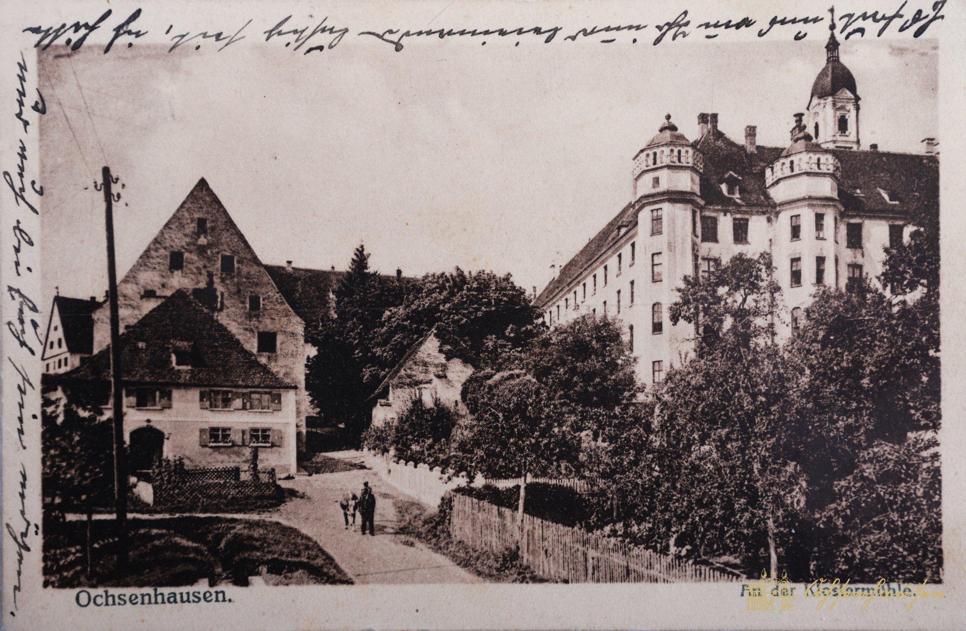 Ochsenhausen an der Klostermühle